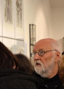 Vernisáž výstavy Jana Švankmajera