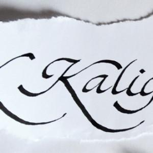 kaligrafie kurz