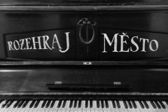 piano masaryčka II