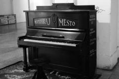 piano masaryčka